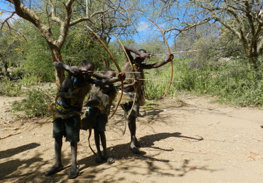 Hadzabe-Exclusive Wilderness Trails-Lake-Eyasi