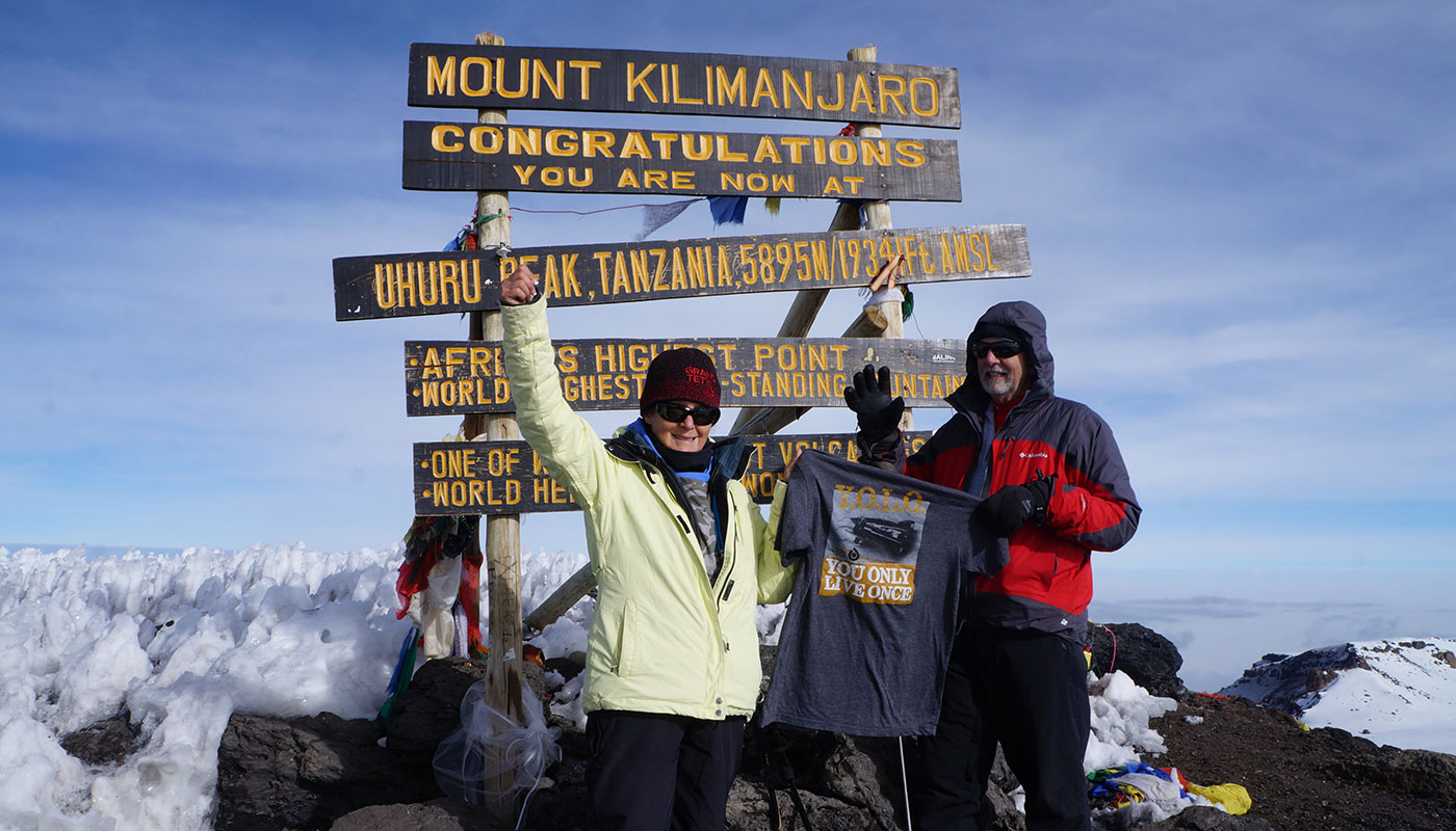 Kilimanjaro- Exclusive Wilderness Trails
